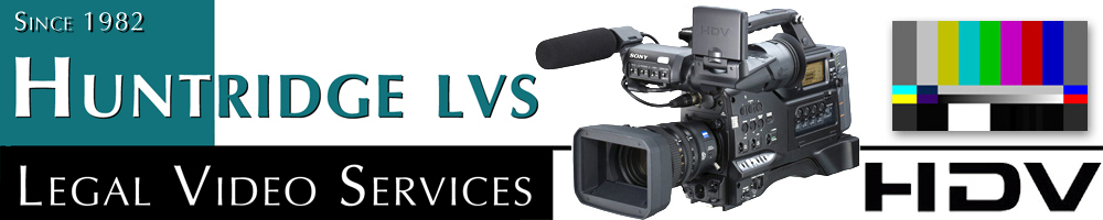Huntridge Legal Videography Services